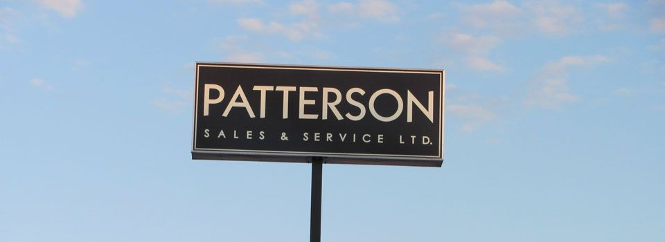Patterson sign
