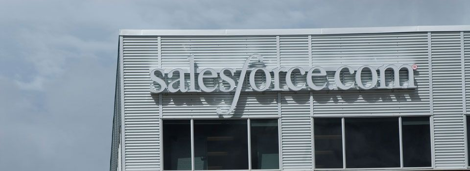 salesforce.com sign