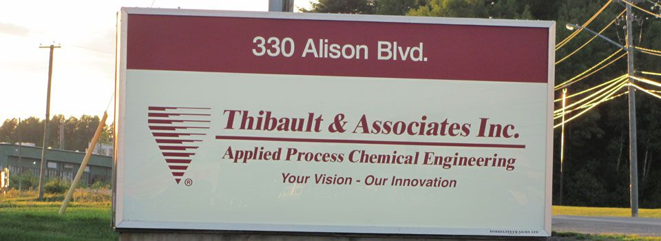 Thibualt & Associates Inc. display