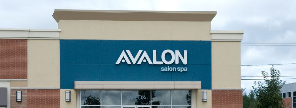 Avalon store sign